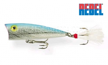 Isca Artificial Rebel Popper Magnum Pop-R P65