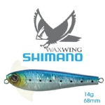 Isca Artificial Shimano WaxWing 14g 68mm