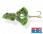 Isca Artificial Rebel Buzzn Frog T4