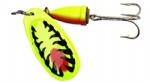 Isca Artificial Rainbow Spinner Tail
