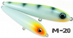 Isca Artificial Jump M20 12cm 18gr Jumping/Stick - OCL Lures
