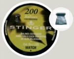 Chumbinho Stinger 5,5mm 200un  - Match