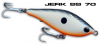 Isca Artificial Jerk SS 70 7CM 10,5g Twitch Bait - OCL Lures